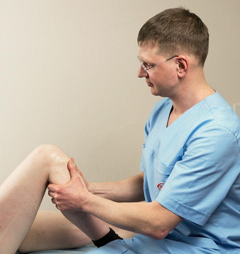 Вызов травматолога на дом Киев. УЗИ суставов на дому